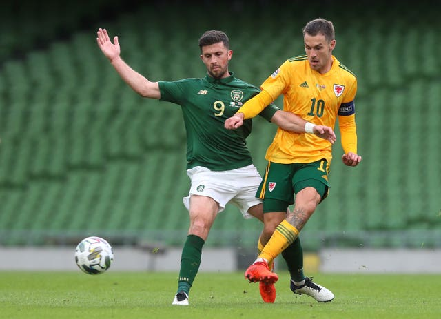 Republic of Ireland v Wales – UEFA Nations League – Group 4 – League B – Aviva Stadium