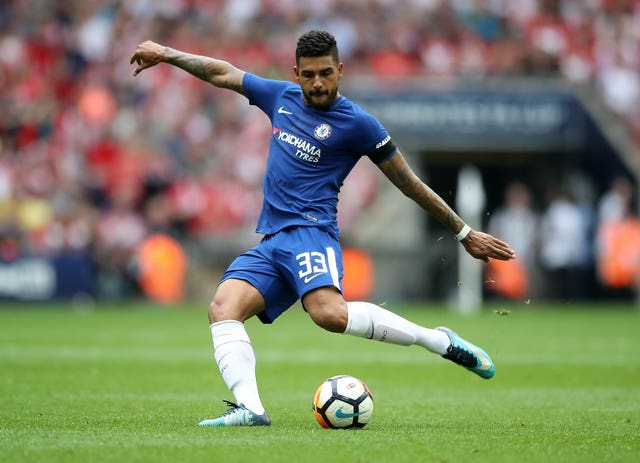 Emerson Palmieri is being linked with a move to Juventus