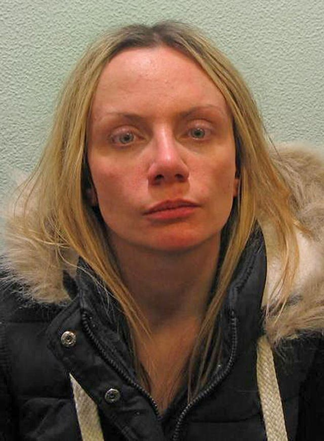 Jennie Gray, mother of six-year-old Ellie Butler, who was murdered by her father (Metropolitan Police/PA)