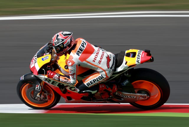 64bce420ed4 Marc Marquez will be a big challenger to Rossi in 2019 (David Davies PA)