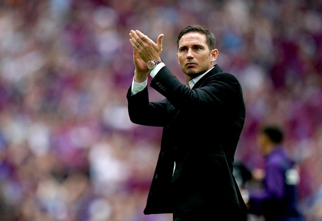 Lampard has been linked with the Chelsea job