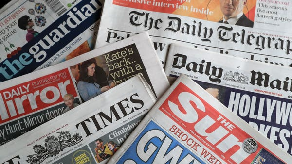 What the papers say – May 22