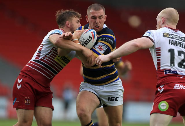 Wigan Warriors v Leeds Rhinos – Betfred Super League – Totally Wicked Stadium
