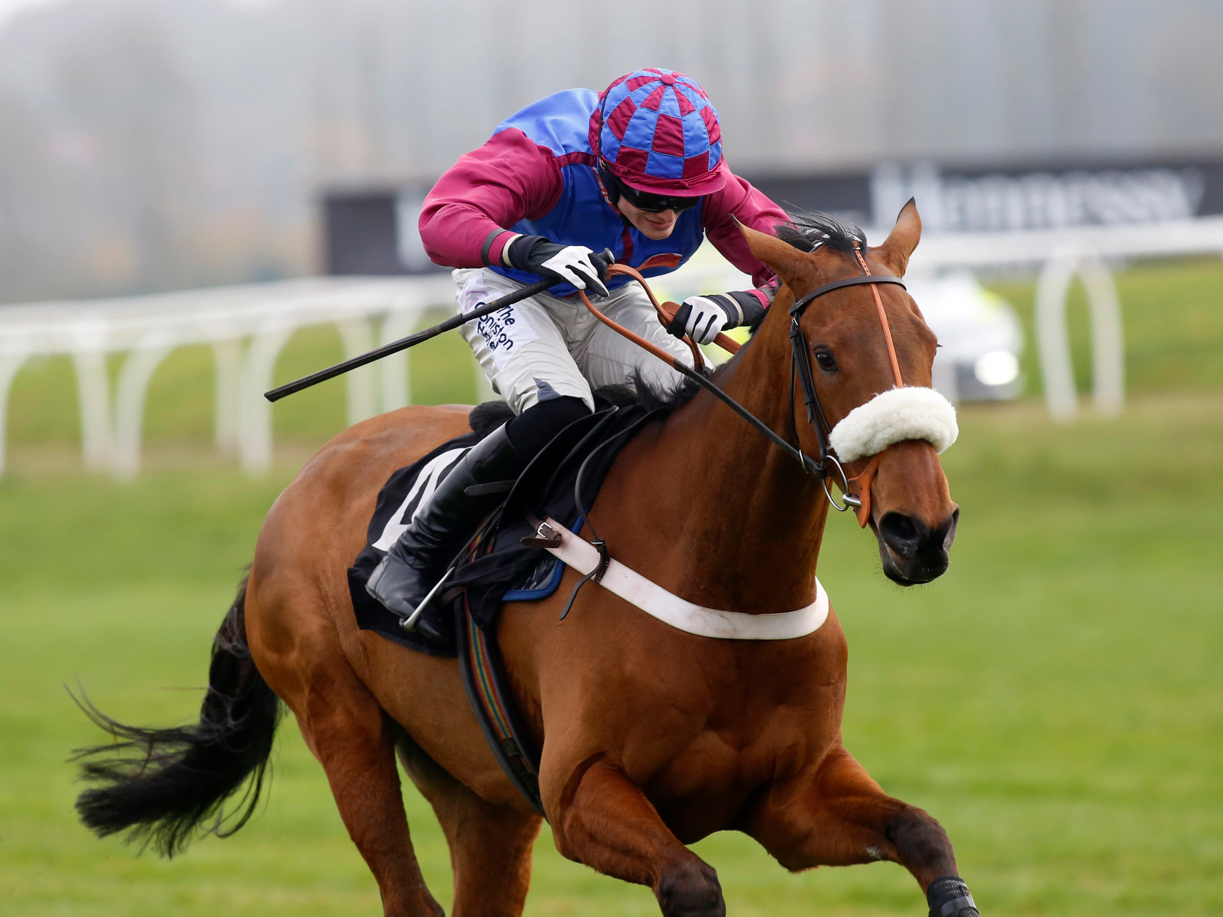 La Bague Au Roi disappointed in the Charlie Hall Chase at Wetherby on Saturday (Julian Herbert/PA)