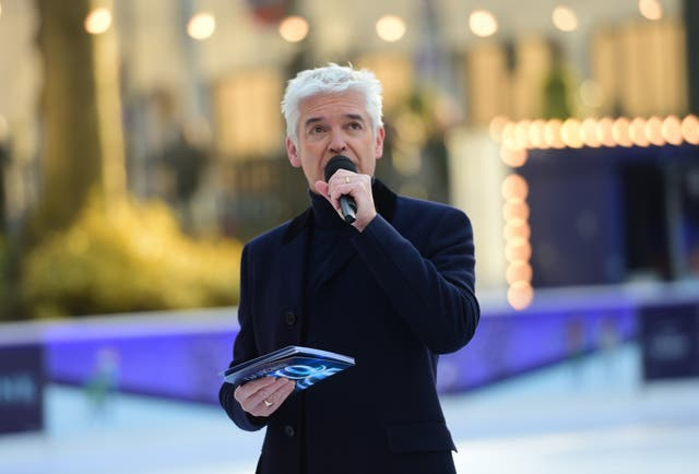 Presenter Phillip Schofield announced some format changes to the comeback series