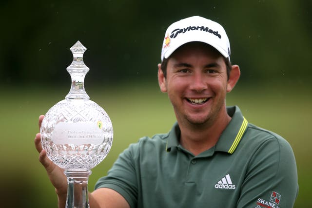 Australia's Lucas Herbert claimed his second European Tour title with a victory at the Dubai Duty Free Irish Open