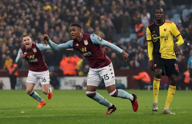 A stoppage time winner for Aston Villa over Watford in January proved crucial