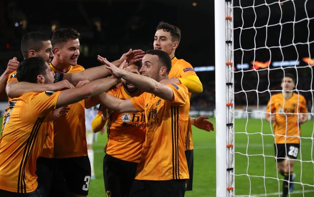 The players and staff at Wolves are trying to support their community during Covid-19
