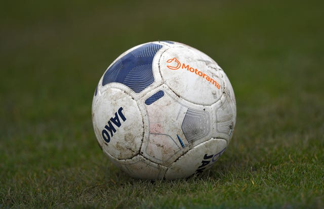 Belarus' top division was one of the only remaining football matches