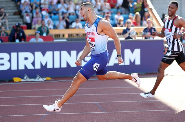 Muller British Athletics Championships – Day Two – Alexander Stadium