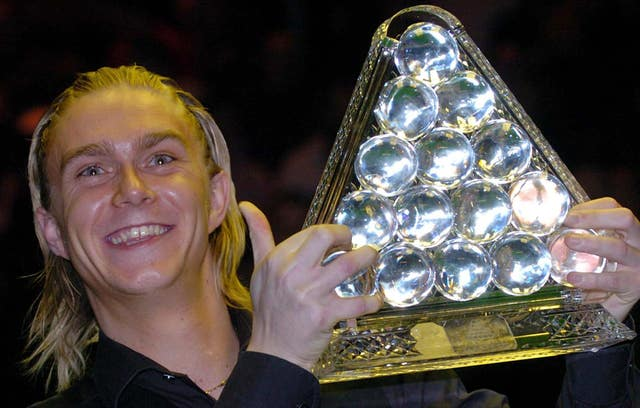 Paul Hunter The Masters final