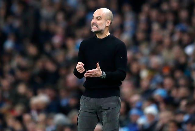 Manchester City v Sheffield United – Premier League – Etihad Stadium