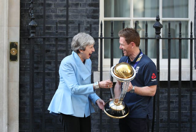 England ICC World Cup Champions Celebrations – Downing Street