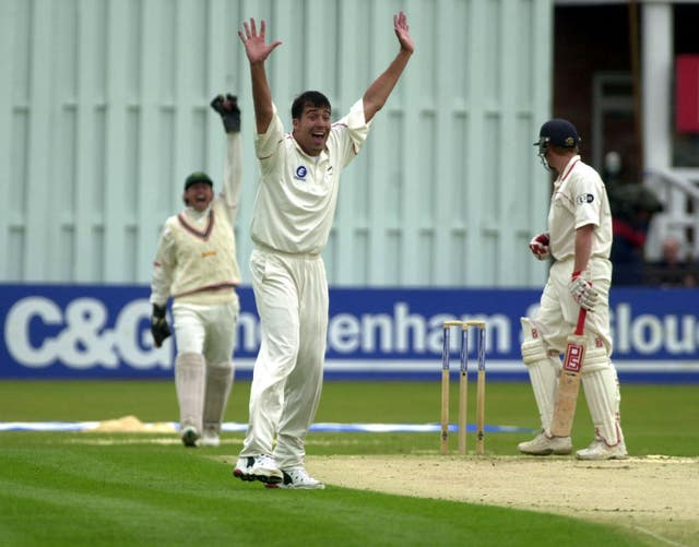 Leics v Lancs Cricket