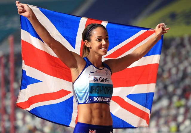 World heptathlon champion Katarina Johnson-Thompson has expressed concern over preparations for Tokyo 2020
