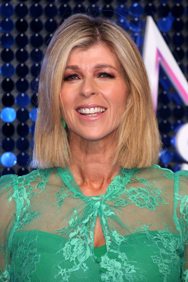 Kate Garraway comments