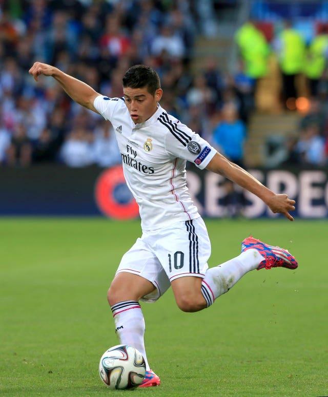 Soccer – 2014 UEFA Super Cup – Sevilla v Real Madrid – Cardiff City Stadium