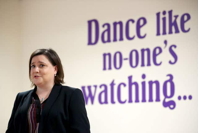 Strictly star Susan Calman dons dancing shoes for Glasgow