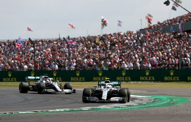 The British Grand Prix is due to be held at Silverstone in July
