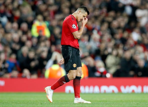 Alexis Sanchez has struggled at Manchester United