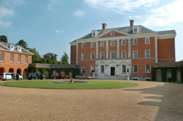 Chevening House in Chevening, Kent