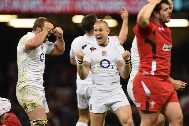England avenged their previous 30-3 thrashing by coming from behind to earn a famous victory at the Millennium Stadium