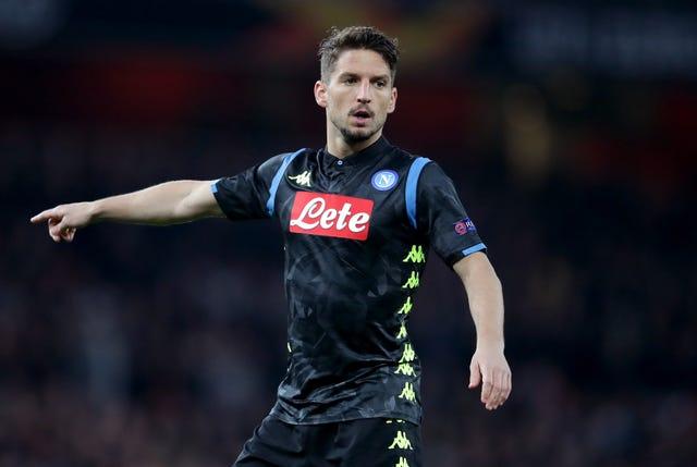 Arsenal v Napoli – UEFA Europa League – Quarter Final – First Leg – Emirates Stadium