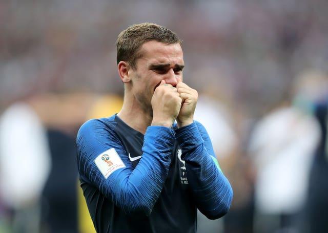 France v Croatia – FIFA World Cup 2018 – Final – Luzhniki Stadium