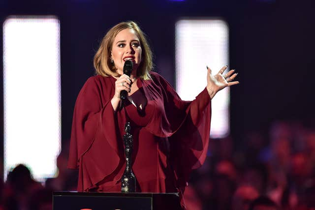 Adele, who is reportedly close to releasing new music