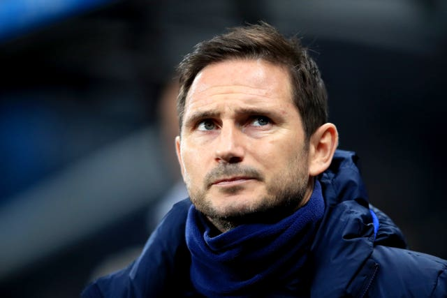 Frank Lampard was frustrated to see his team pegged back