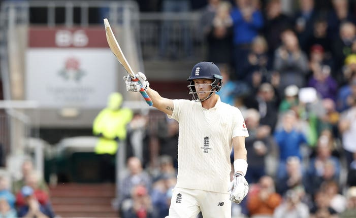 England v Australia – Fourth Test – Day Five – 2019 Ashes Series – Emirates Old Trafford