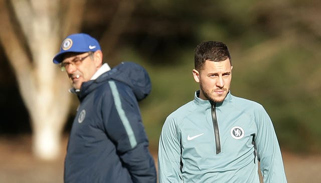 Chelsea Press Conference and Training Session – Cobham Training Ground