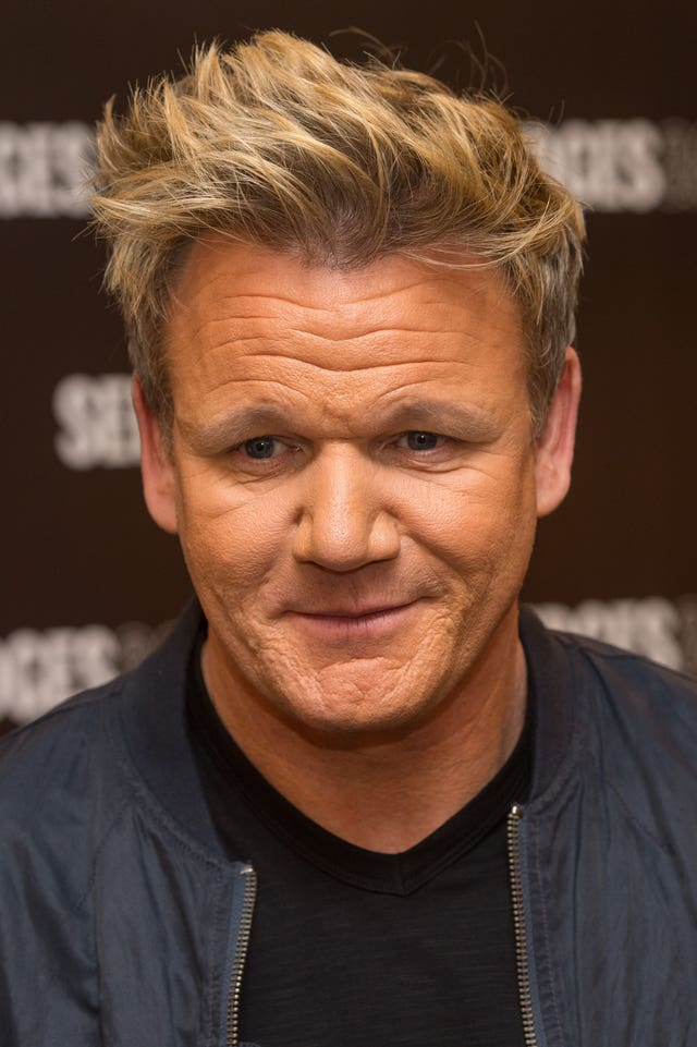 Gordon Ramsay comments