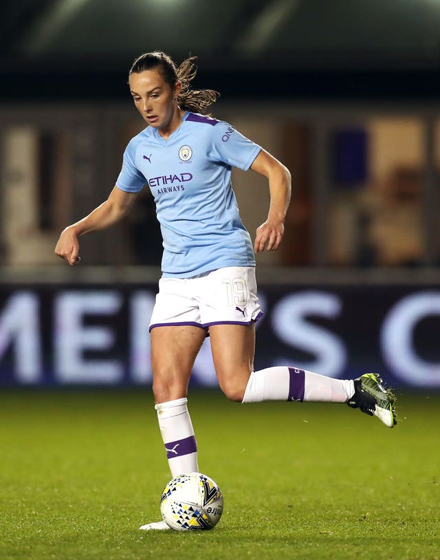Manchester City Women v Atletico Madrid Women – UEFA Women's Champions League – Round of 16 – First Leg – The Academy Stadium