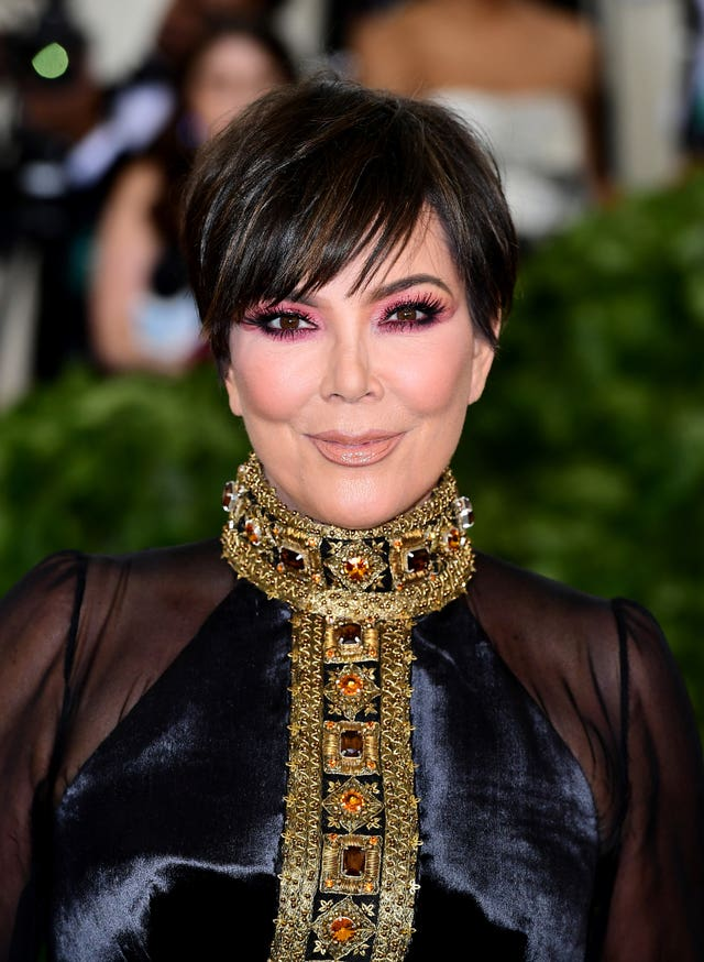 Kris Jenner sexual harassment allegations