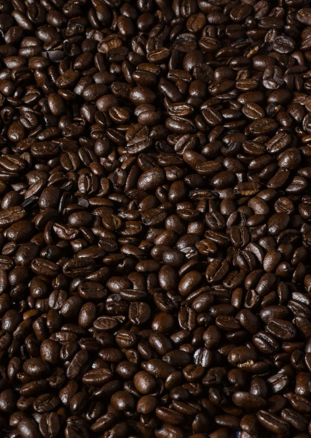 Coffee stock