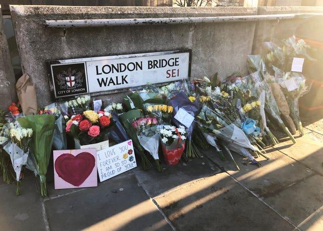 Incident on London Bridge