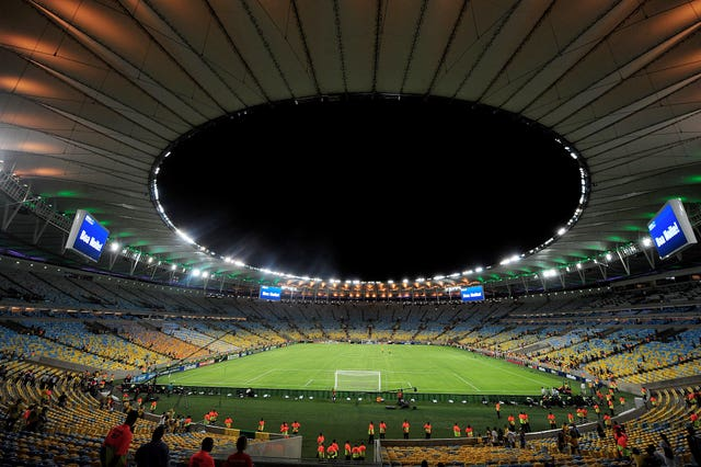 The Maracana Stadium will host the final of the 2019 Copa America.