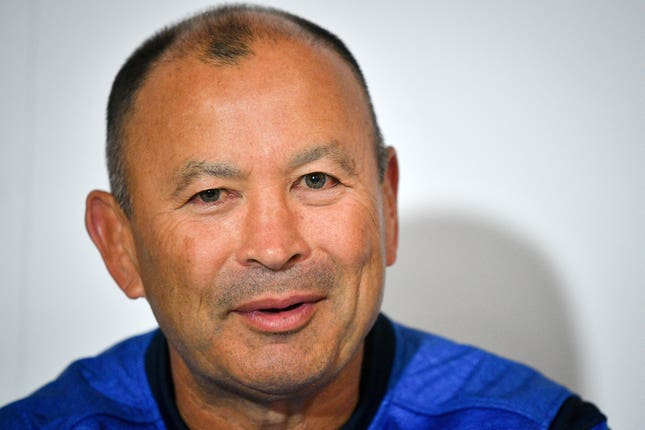 Eddie Jones File Photo