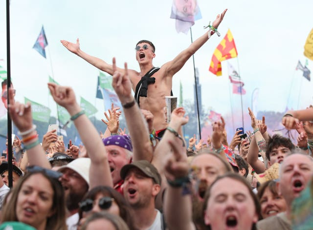 Glastonbury Festival 2019 – Day 4