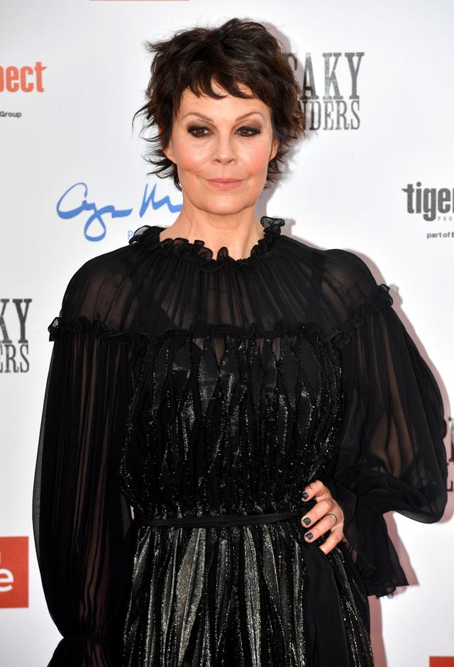 Helen McCrory will also star