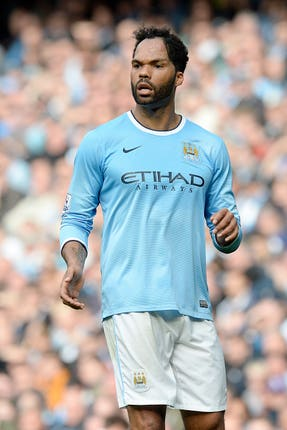 Joleon Lescott made more than 100 appearances in a Manchester City shirt