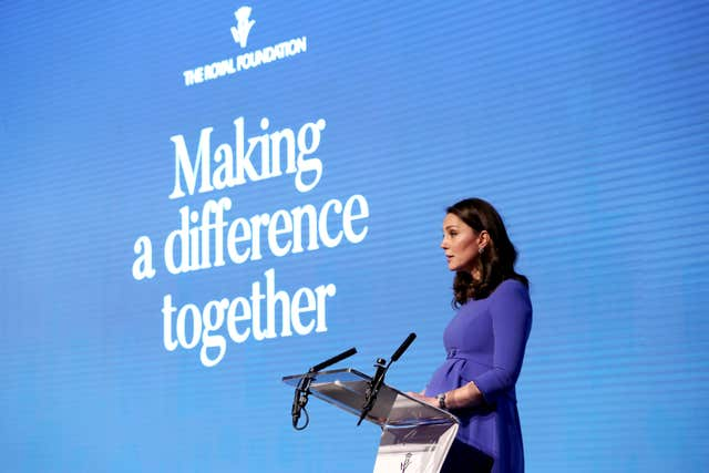 Royal Foundation Forum