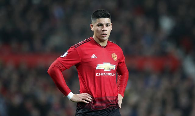 Marcos Rojo could be set to leave United