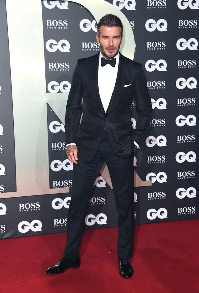 GQ Men of the Year Awards 2019 – London