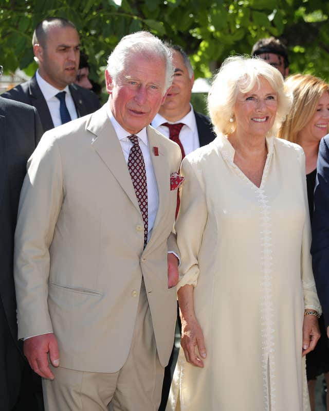 Royal visit to France and Greece - Day Five