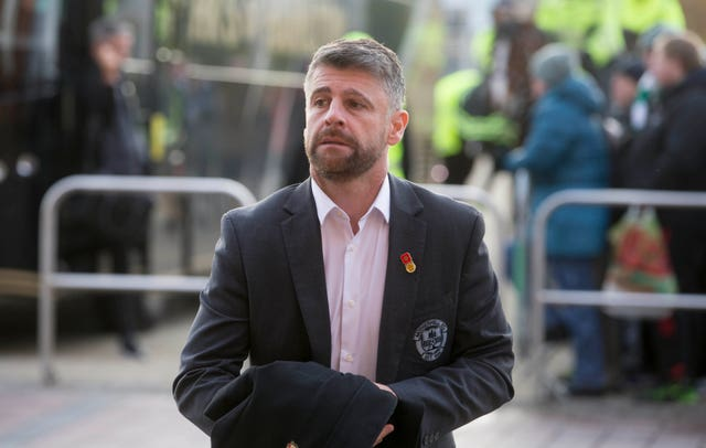 Stephen Robinson has impressed at Fir Park