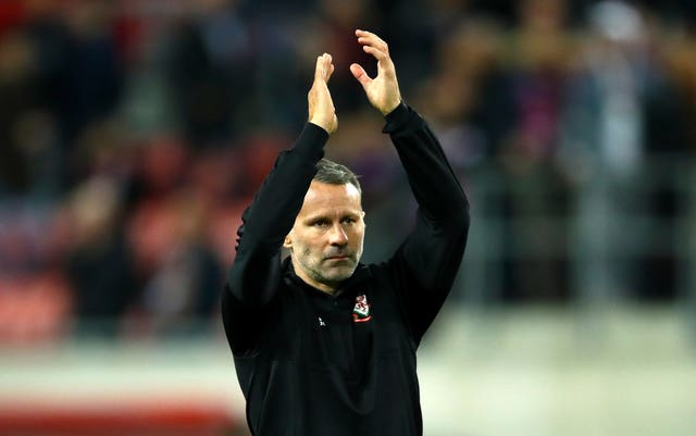 Giggs is prepared for a tough test against Croatia