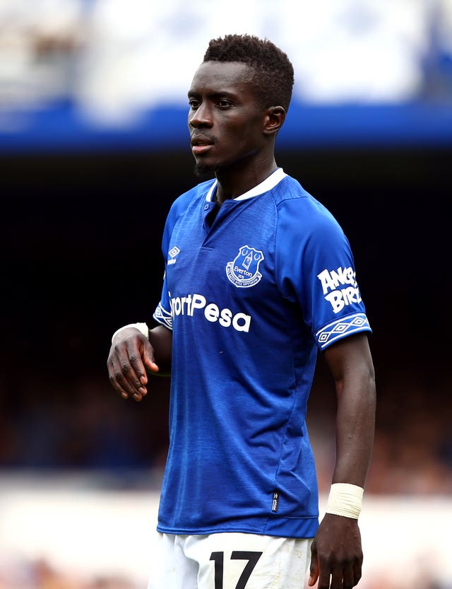 Idrissa Gueye, formerly at Everton, is wanted by Wolves