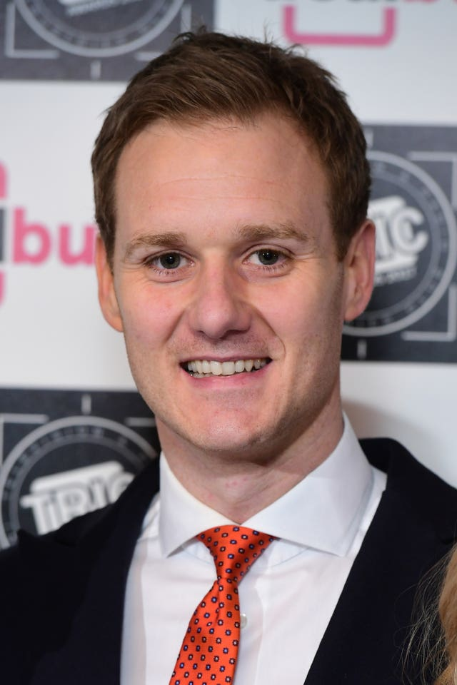 Dan Walker - the gender pay gap